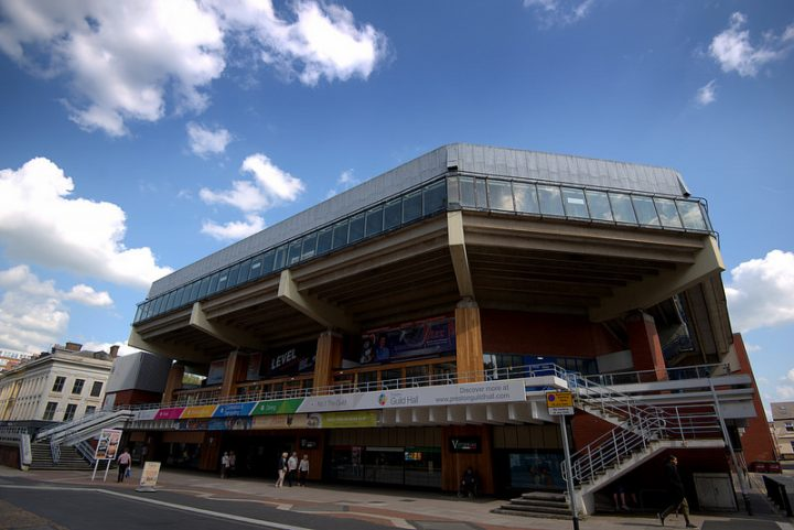 c83cf01087c8 Simon Rigby finishes changes to Preston Guild Hall operations   Blog ...