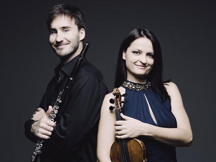 Boris Bizjak and Lana Trotovšek Pic: Marco Borggreve