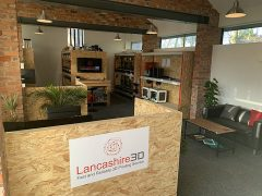 Inside Lancashire3D's new plant at Clifton Fields