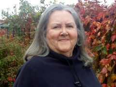 Stella Worden, author of Strange Stories of Frightful Forebodings and Phantoms