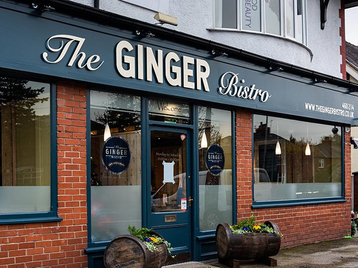 The outside of The Ginger Bistro on Garstang Road Pic The Ginger Bistro / Facebook
