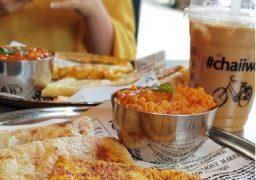 An all day Desi breakfast at Chaiiwalla