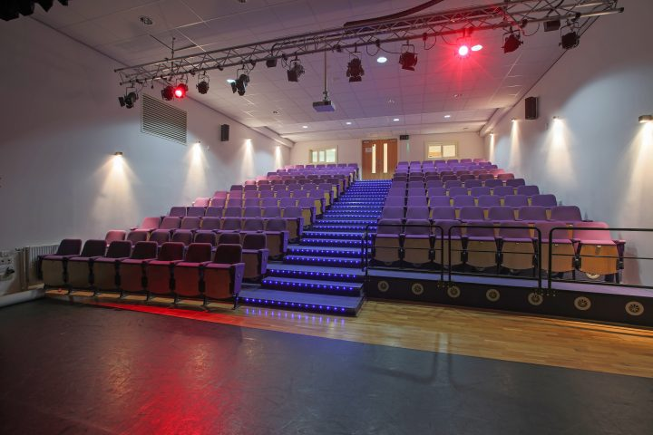 The theatre at Cardinal Newman College Pic: Cardinal Newman College