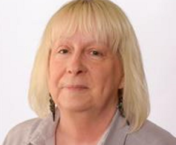 Councillor Sue Whittam has been a councillor for nearly five years