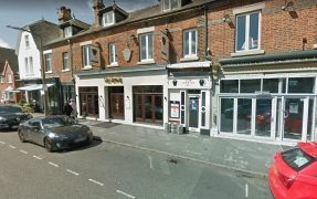 The fight started inside the Drunk Buffalo club and spilled out into Henry Street Pic: Google