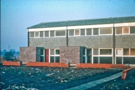 Ingol homes being built Pic: Norman Askew