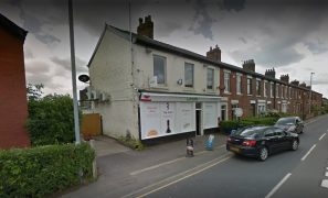 The Londis shop was targeted in Whittingham Lane Pic: Google