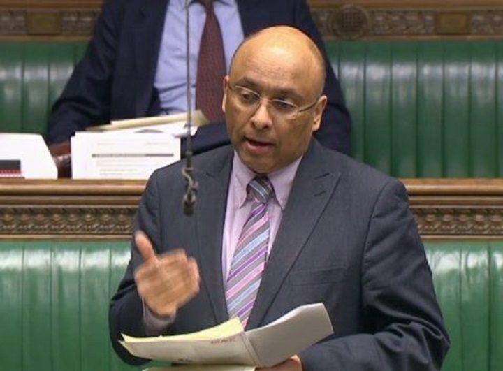 Preston MP Mark Hendrick