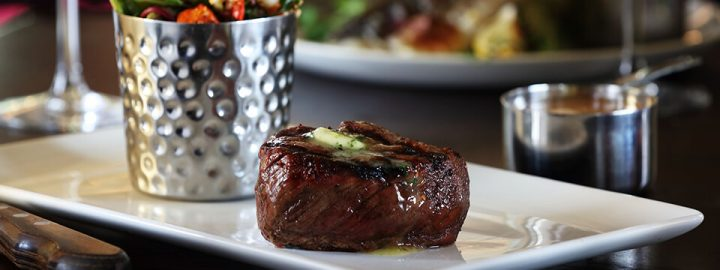 A steak at Miller and Carters