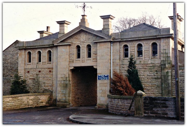 The coach house and stables for Ashton House in Pedder's Lane Pic: Paul Swarbrick/Gill Lawson