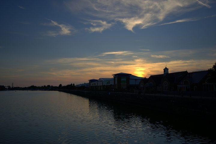 Preston Docklands Pic: Tony Worrall