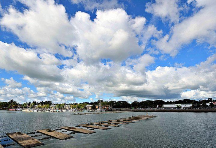 Down at Preston Marina on a sunny day Pic: Tony Worrall