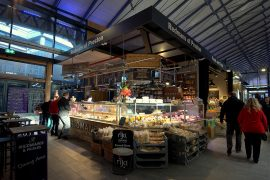 Redman's in the new Market Hall Pic: Tony Worrall