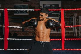 Bravose is a new boxing brand made in Preston Pic: Anthony Ives Photography