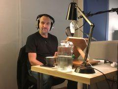 Christopher Eccleston narrating Cold Bath Street