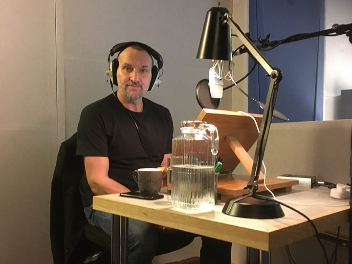Christopher Eccleston narrating Cold Bath Street