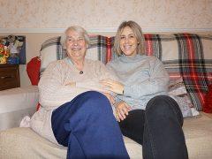 Freda and Kate
