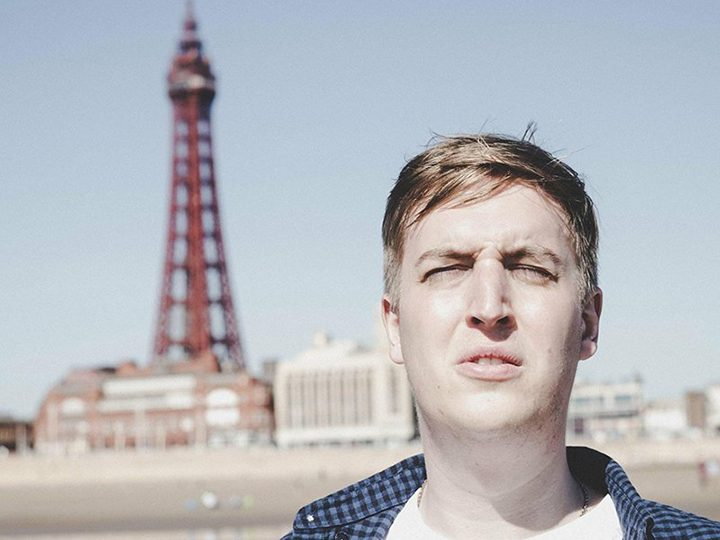 Mark Newsome stars in Blackpool, What A Shit Place To Die