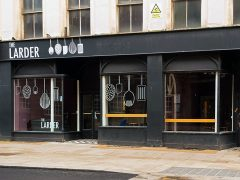 The Larder on Lancaster Road Pic: David Toase