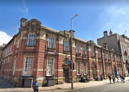 The Birley Studios in Birley Street Pic: Google