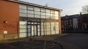 The former RBS bank in Fulwood stands empty Pic: Blog Preston