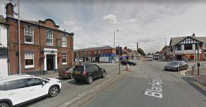 Lane Ends junction Pic: Google