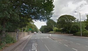 Junction of Liverpool Road and Hill Road Pic: Google