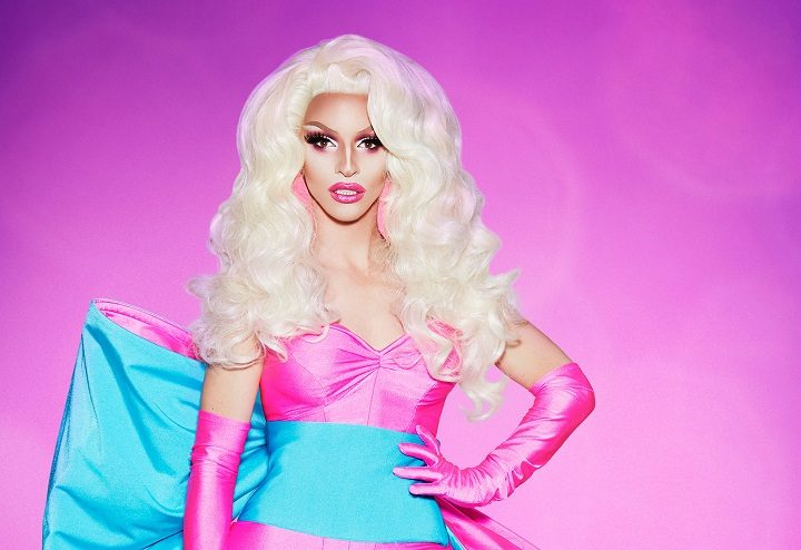 Miz Cracker appeared in Season 10 Credit: VH1