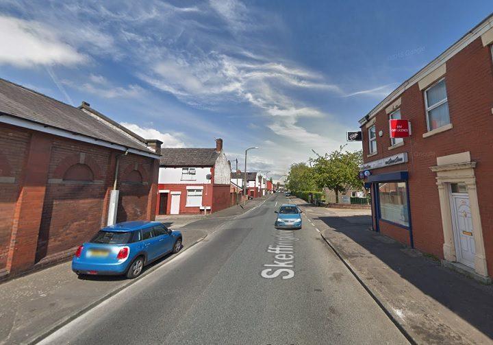 Skeffington Road Pic: Google