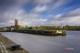 A windy Preston Docks Pic: Paul Melling