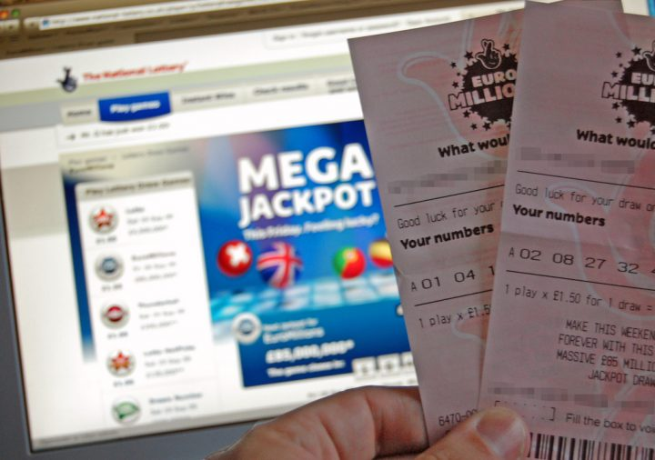 The lottery say there's an unclaimed lottery winnings somewhere in the Preston area Pic: MagnusD