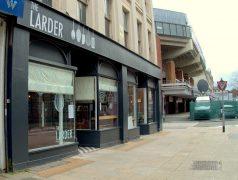 The Larder Lancaster Road Pic: Tony Worrall