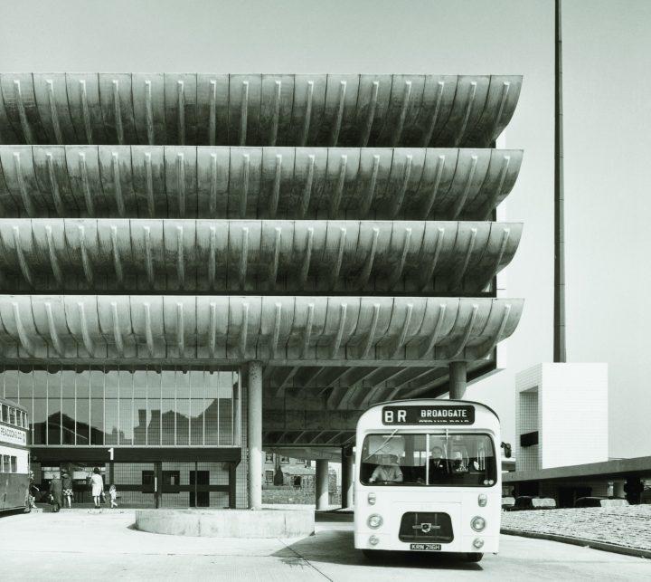 Preston Bus Station Pic: BDP