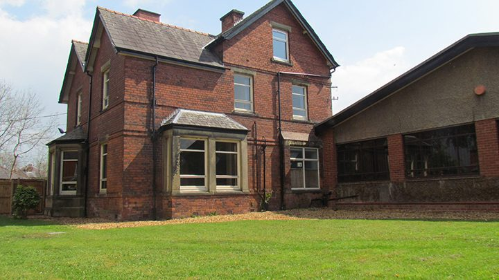 Dardsley House is now home to Lostock Hall Medical Centre
