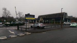 Booths car park in Fulwood Pic: Blog Preston