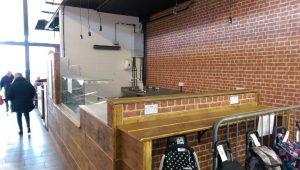 The former Pizza Box stall in the market Pic: Blog Preston