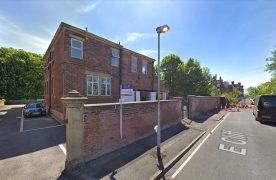 5 East Cliff in Preston where the company was registered to Pic: Google
