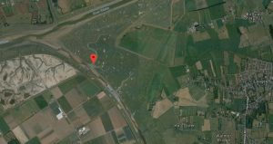Longton Marsh as viewed from above Pic: Google