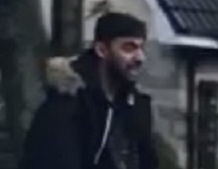 Police want to trace the man pictured Pic: South Ribble Police