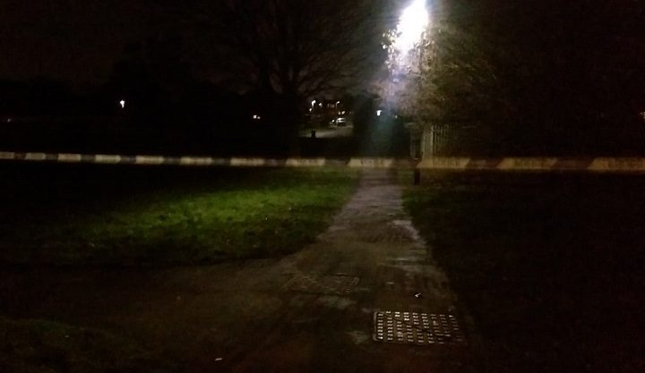 The footpath in Southey Close is closed off Pic: Blog Preston