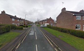 Walton Avenue where the 18-year-old was taken from Pic: Google