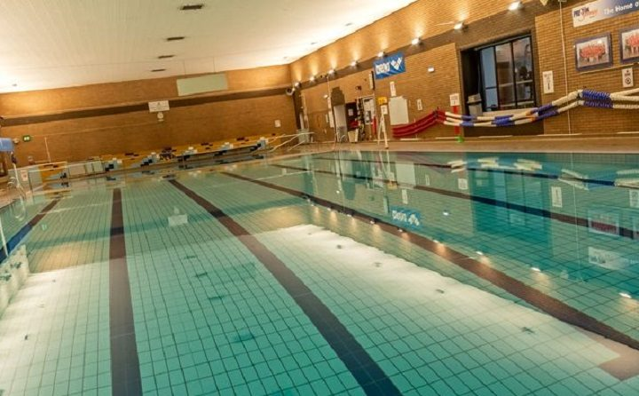 The pool at West View