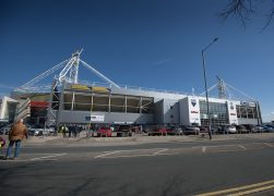 Deepdale in the sunshine Pic: Tony Worrall
