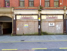 The former Allen's store in Market Street Pic: Tony Worrall