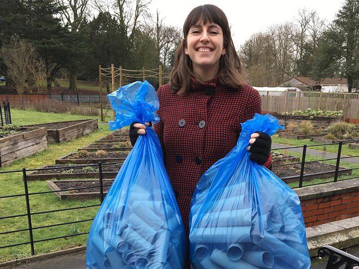 Jenny Bennion from Let's Grow Preston