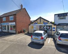 The Broadway News shop in Fulwood, off Garstang Road, was targeted Pic: Google