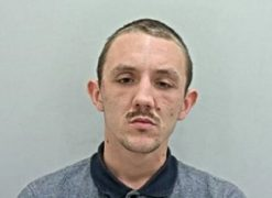 Frankie Dwyer is wanted by police