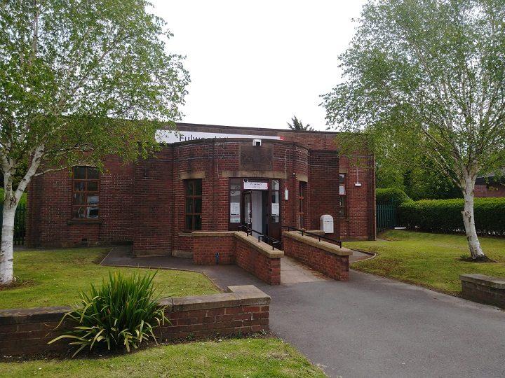 Fulwood Library in Garstang Road Pic: Google