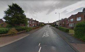 Entrance to Grizedale Crescent where the incident started Pic: Google