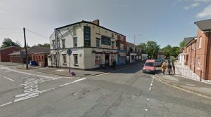 The incident took place in Meadow Street Pic: Google